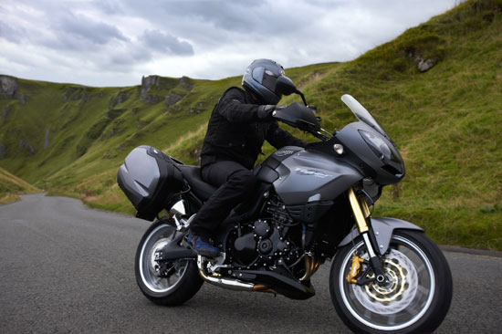 2010 Triumph Tiger SE Picture