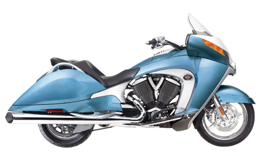 2009 Victory Vision Street