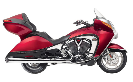 2009 Victory Vision Tour 10th Anniversary Edition