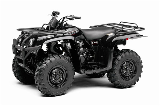 2009 Yamaha Big Bear 400