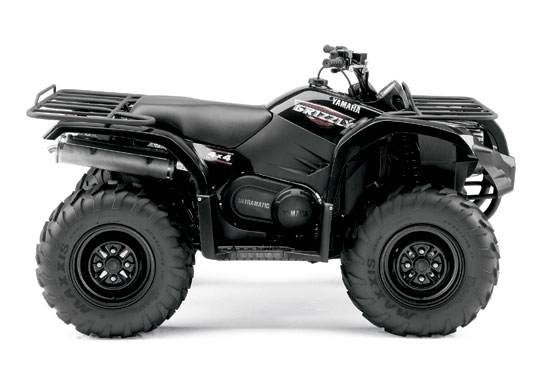 2009 Yamaha Grizzly 450 IRS