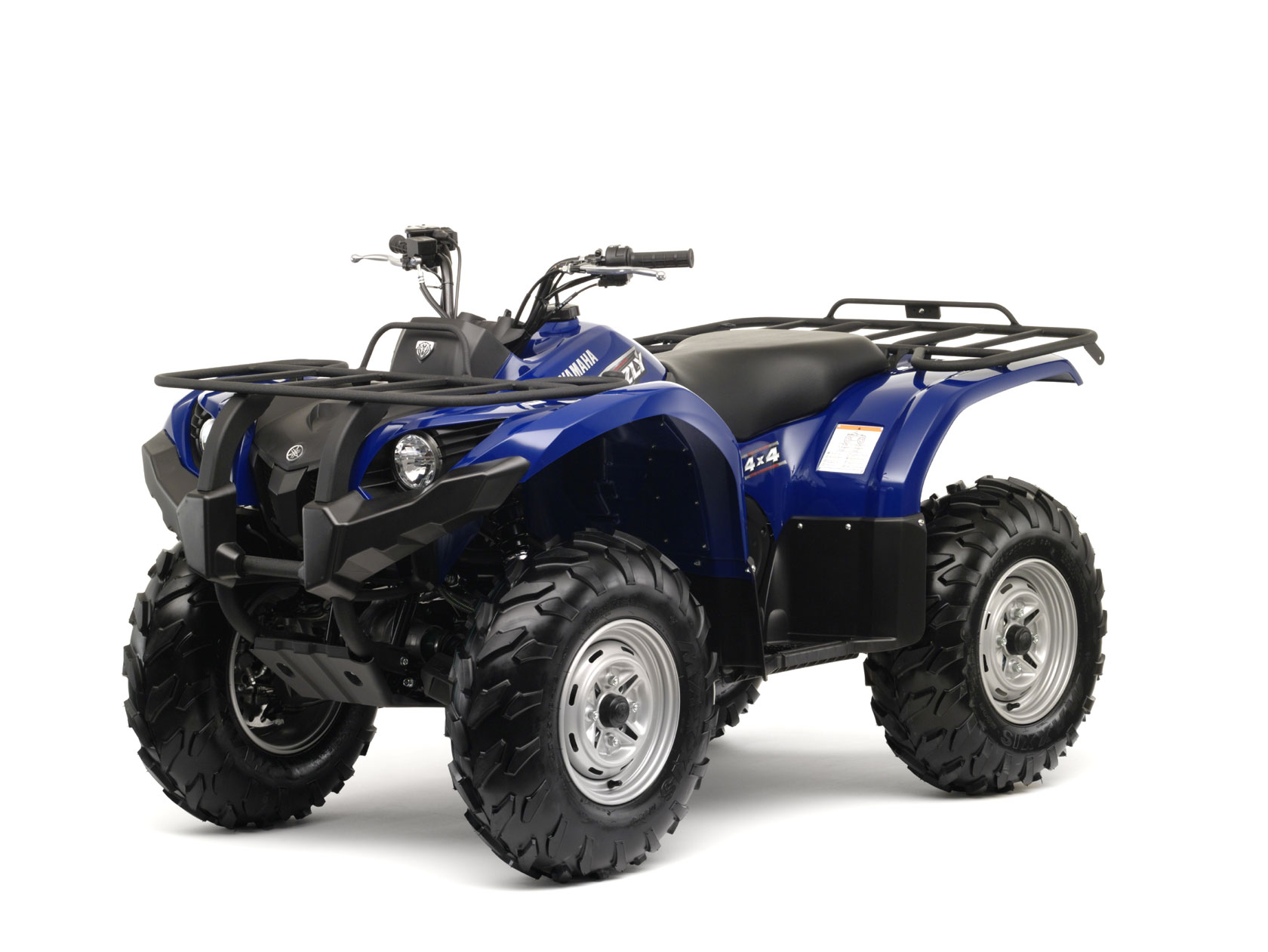 2011 Yamaha Grizzly 550 Manual