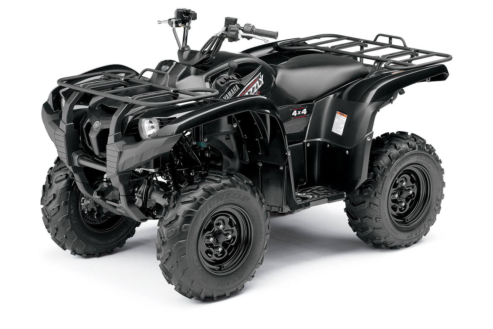 2009 yamaha grizzly 550 fi eps for Yamaha grizzly atv