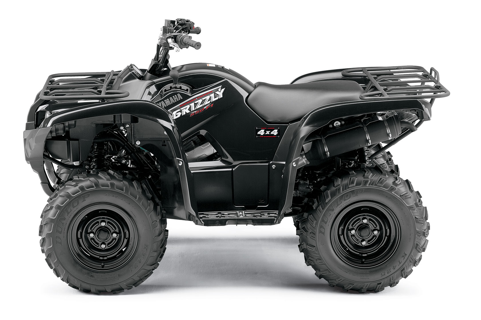 2009 yamaha grizzly 550 fi irs for 2009 yamaha grizzly 450 value