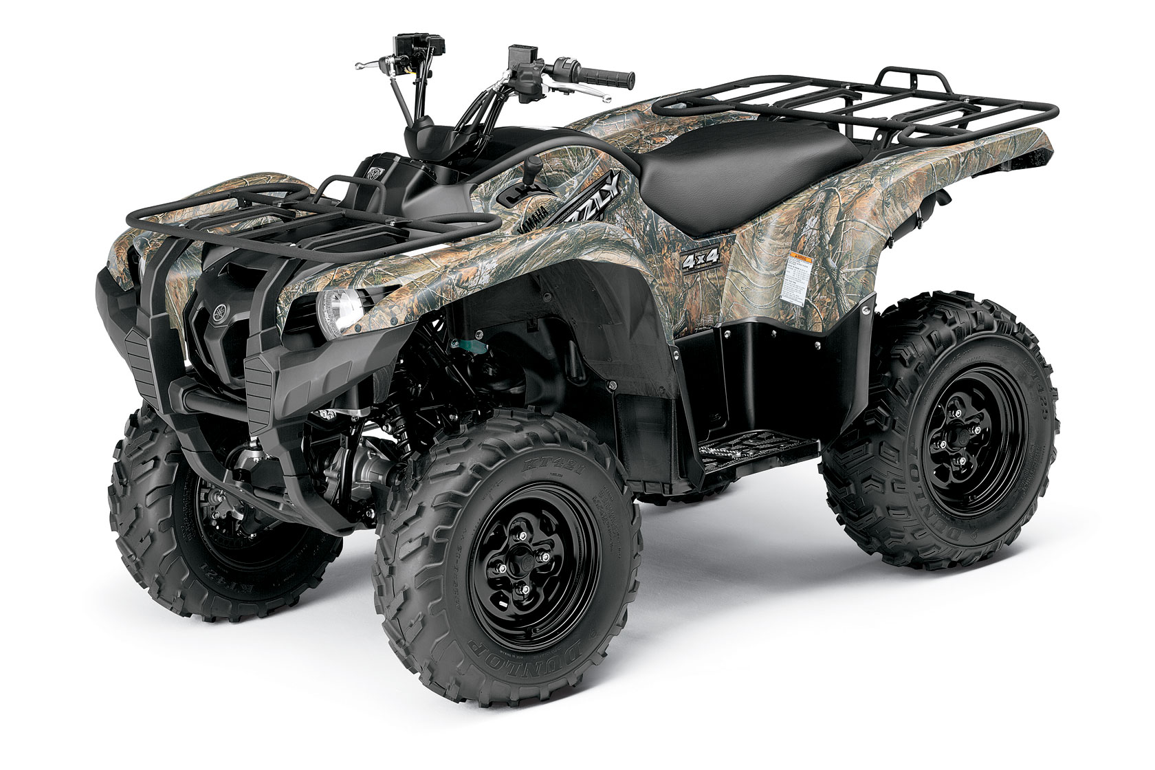 yamaha grizzly 700. 2009 yamaha grizzly 700 fi eps ducks unlimited o