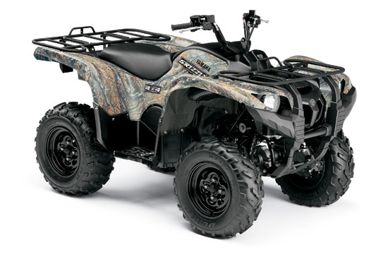 2009 Yamaha Grizzly 700 FI EPS Ducks Unlimited
