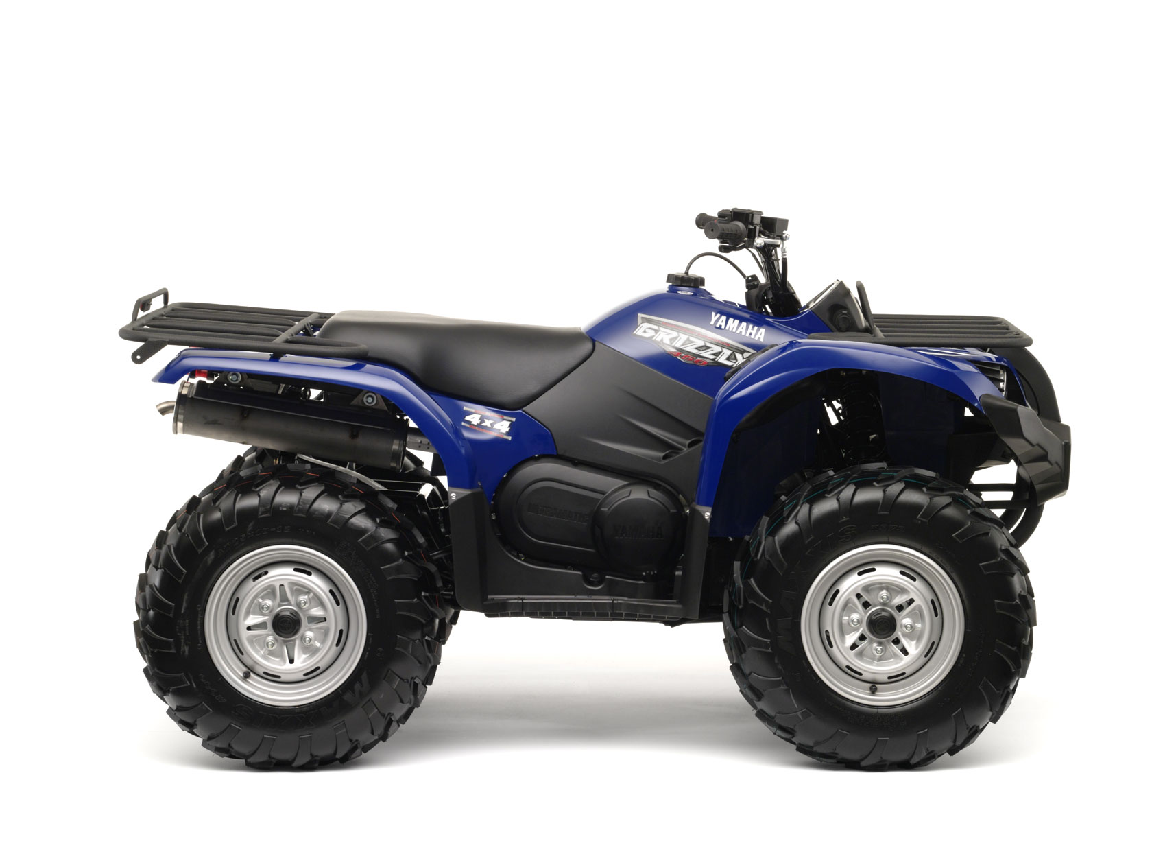 2009 yamaha grizzly 350 4x4 irs for Yamaha grizzly 4x4