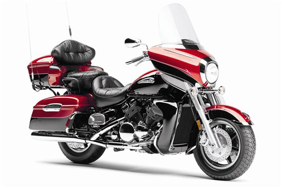 2009 Yamaha Royal Star Venture Wallpaper