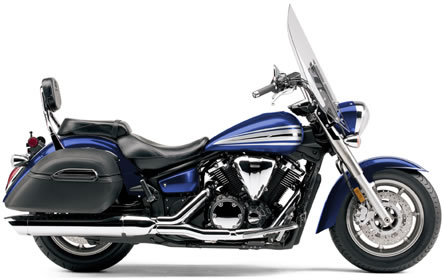 2009 Yamaha V-Star 1300 Tourer