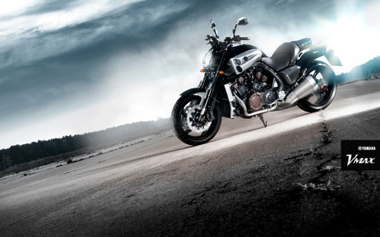 2009 Yamaha VMax European Edition