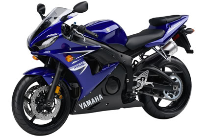 2009 Yamaha YZF-R6S Wallpaper