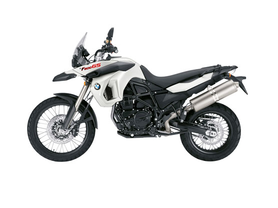 2010 BMW F800GS Sport Touring