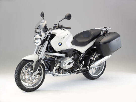 2010 BMW R1200R Touring Edition