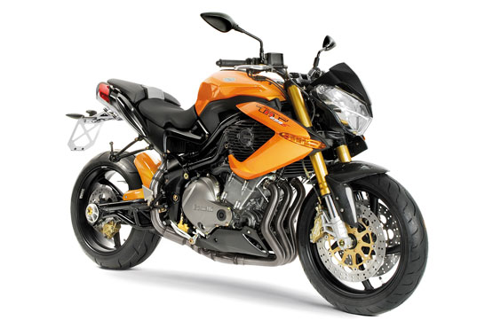 2010 Benelli Tornado Naked Tre 899s