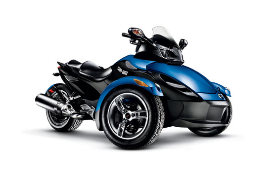 2009 Can Am Spyder Phantom