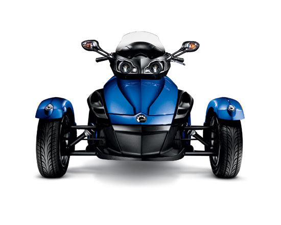 2010 Can-Am Spyder RS Roadster Picture