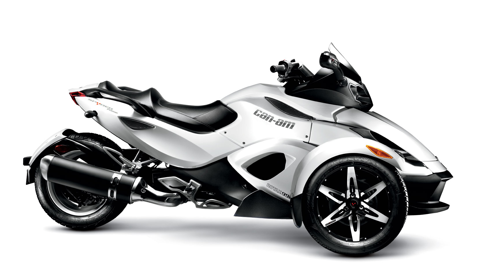 2010 Can Am Spyder Rs S Roadster