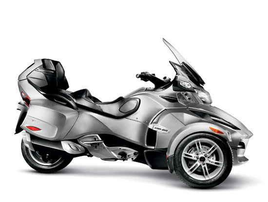2010 Can-Am Spyder RT Roadster