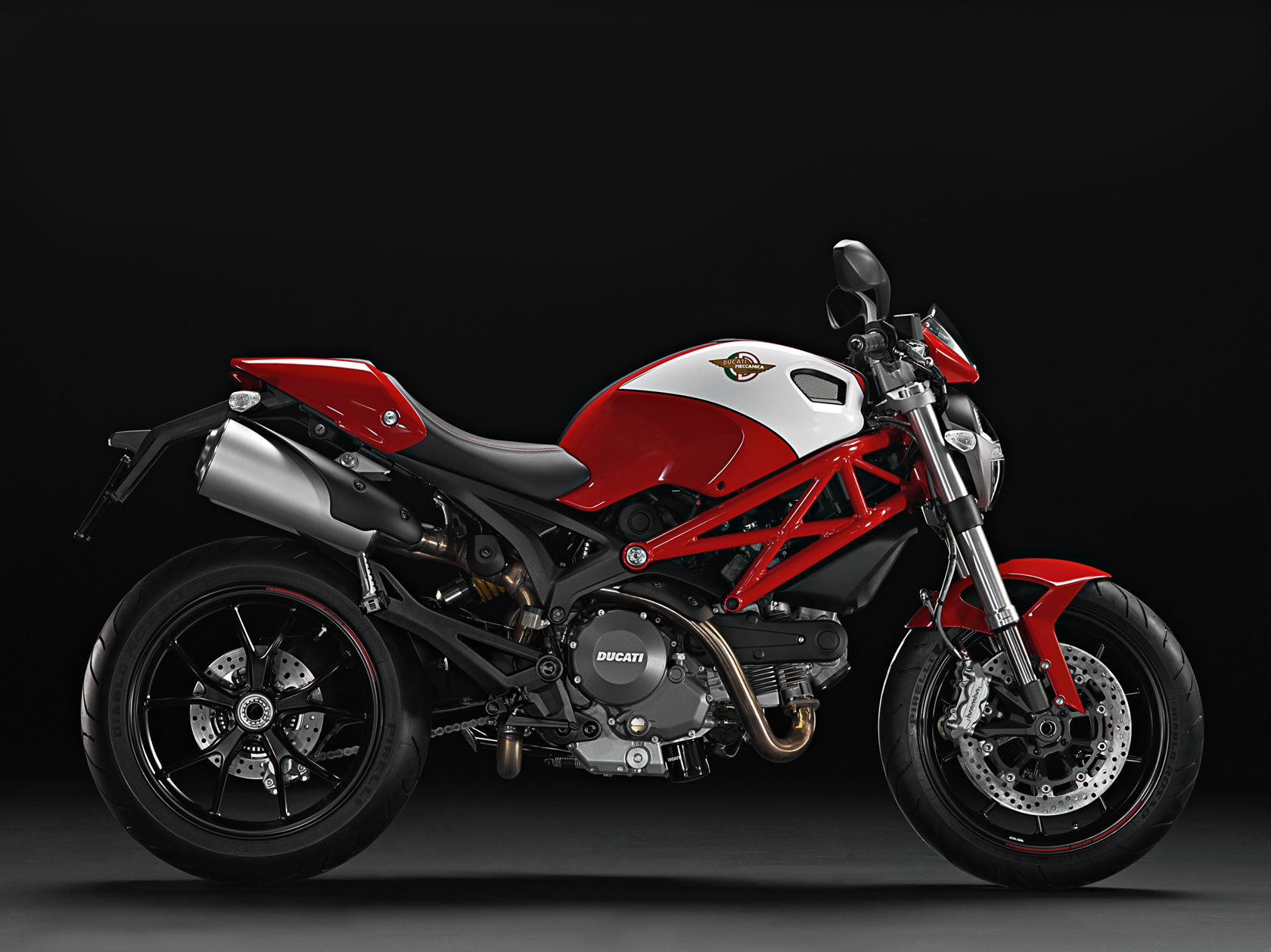 2010 Ducati Monster 696 And 796 13 Different Colors
