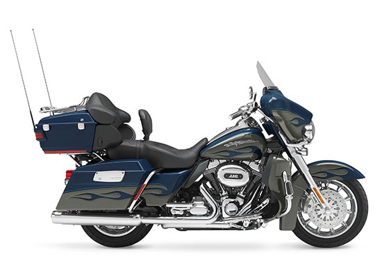 2010 Harley-Davidson CVO Ultra Classic Electric Glide FLHTCUSE5