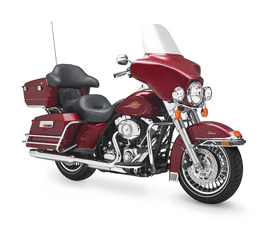 2010 Harley-Davidson Electra Glide Classic FLHTC