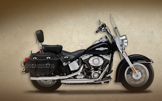 2010 Harley-Davidson Firefighter Heritage Softail Classic