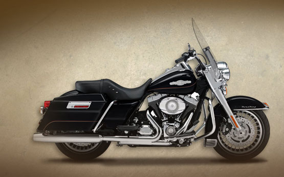2010 Harley-Davidson Firefighter Road King