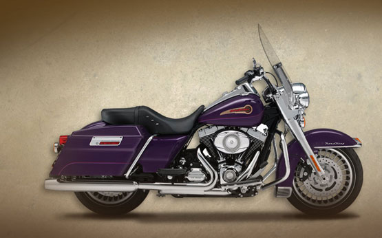 2010 Harley-Davidson Shrine Road King