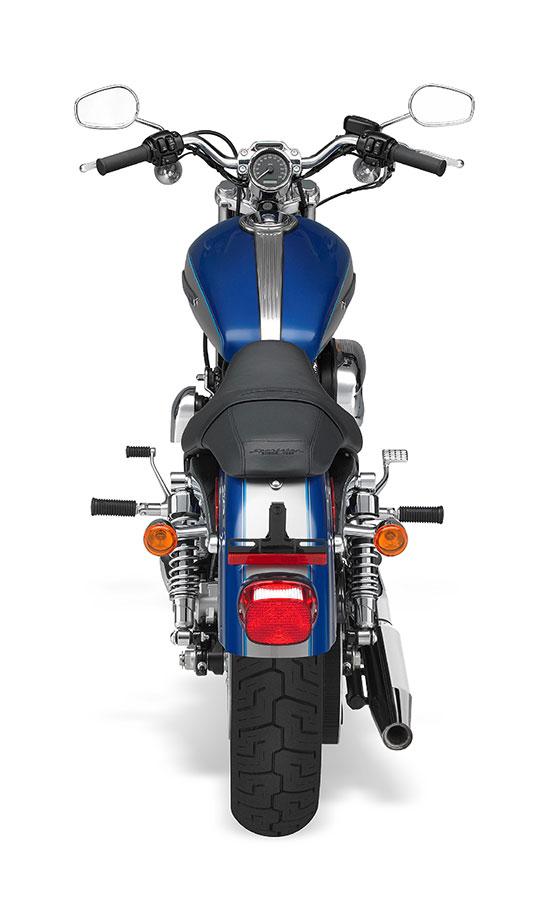 2010 Harley-Davidson Sportster 1200 Custom XL1200C