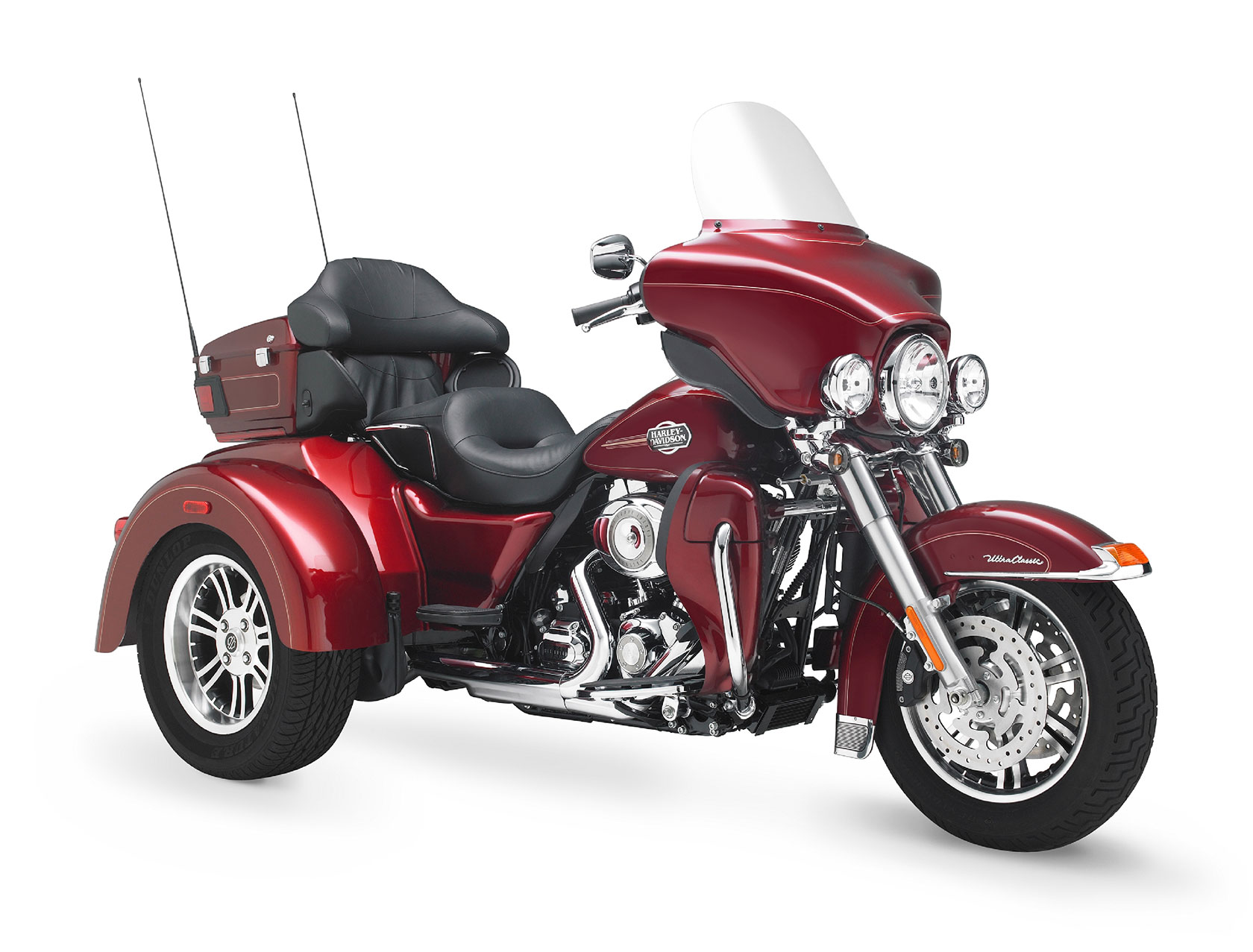 2010 harley davidson tri glide ultra classic flhtcutg. Black Bedroom Furniture Sets. Home Design Ideas