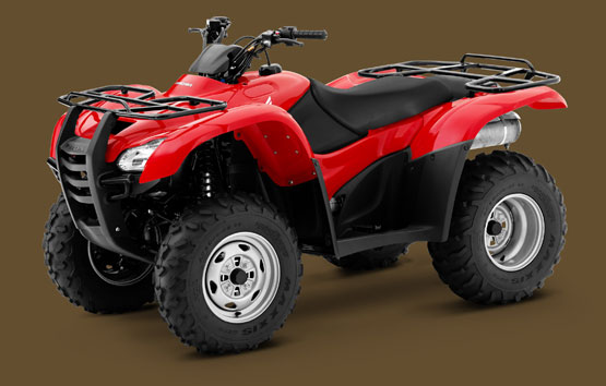 2010 Honda FourTrax Rancher TRX420TM