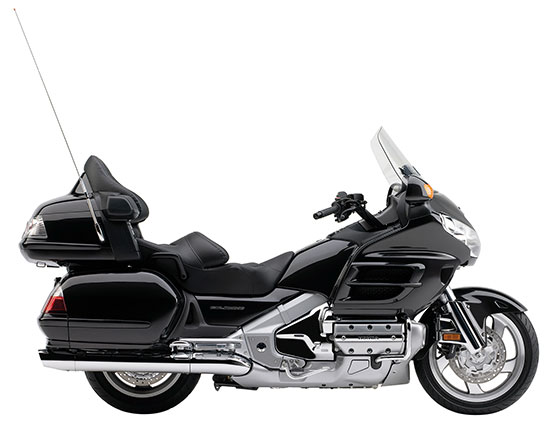 Honda Gold Wing Black
