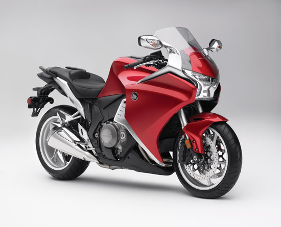 2010 Honda Interceptor VFR1200F