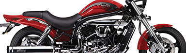 New 2010 Fuel Injected Hyosung's