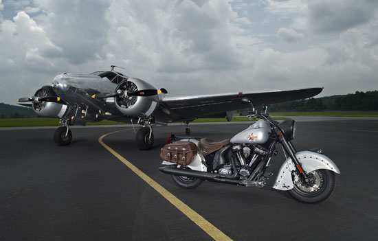2010 Indian Chief Bomber Limited Edition