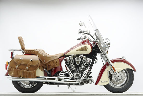 2010 Indian Chief Roadmaster
