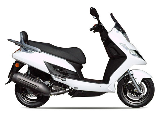 2010 Kymco Frost 200i / Yager GT 200i