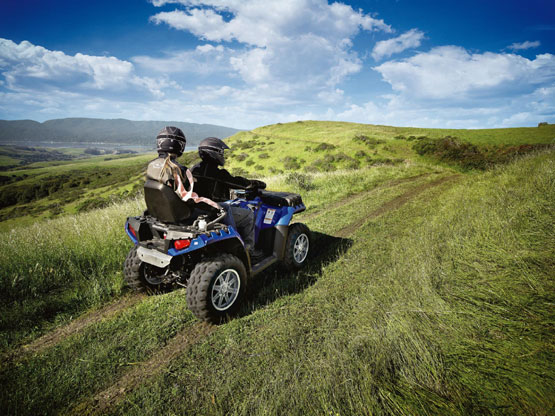2010 Polaris 850 Touring EPS