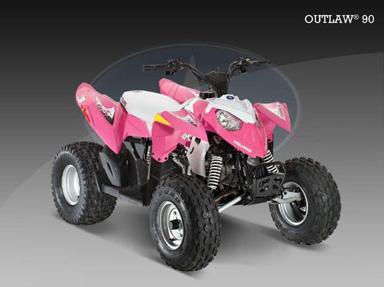 2010 Polaris Outlaw 90