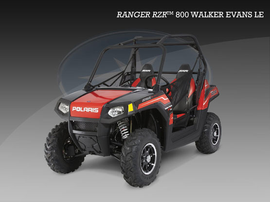 2010 Polaris Ranger RZR Walker Evans