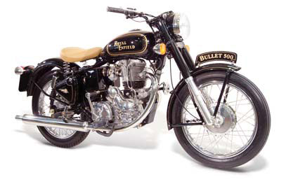 2010 Royal Enfield Bullet 500 Classic AVL