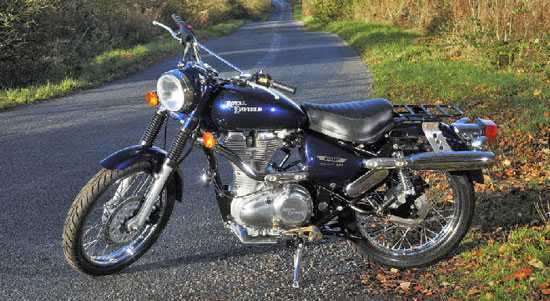 2010 Royal Enfield Woodsman