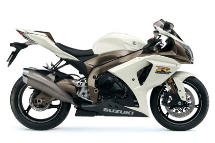 2010 Suzuki GSX-R1000 25th Anniversary Edition