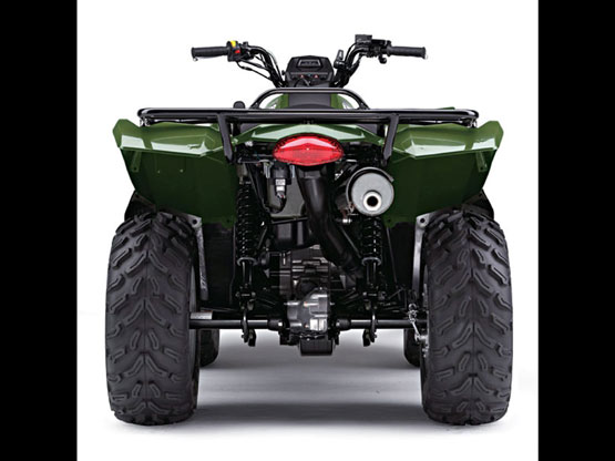 2010 Suzuki KingQuad 400AS