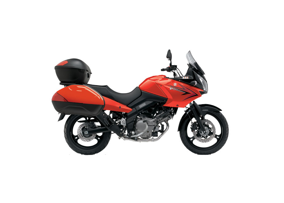 2010 suzuki v strom 650sea abs touring. Black Bedroom Furniture Sets. Home Design Ideas