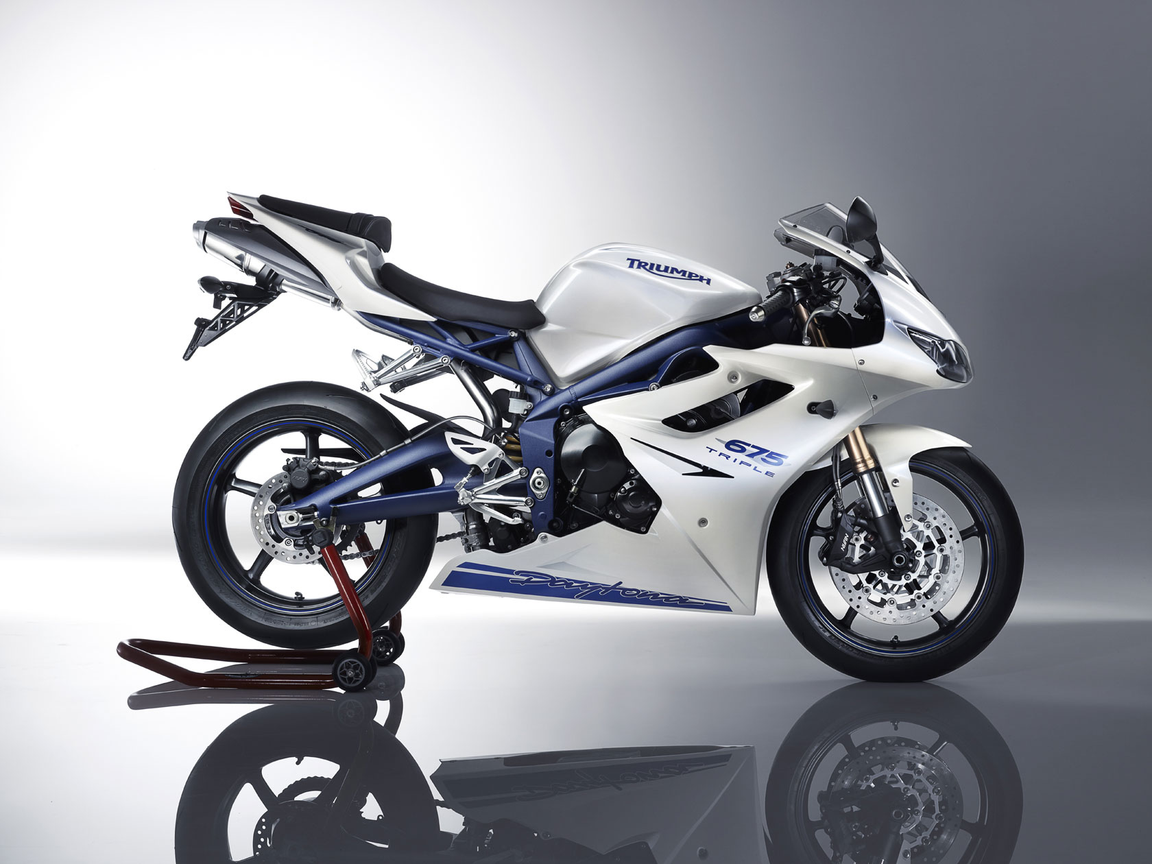 Magnificent 2010 Triumph Daytona 675 Special Edition Ibusinesslaw Wood Chair Design Ideas Ibusinesslaworg