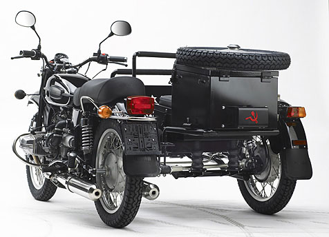 2010 Ural Cross 2WD
