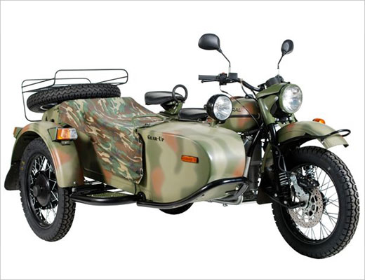 2010 Ural Gear Up