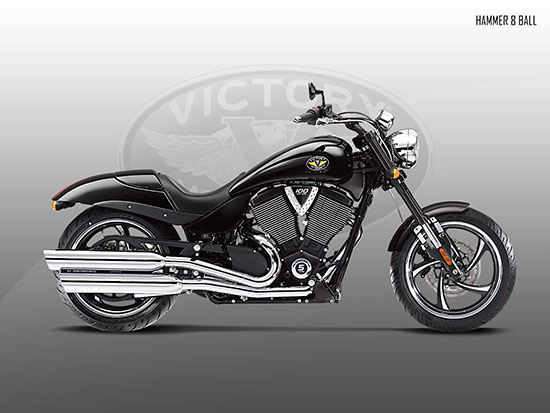 2010 Victory Hammer 8-Ball