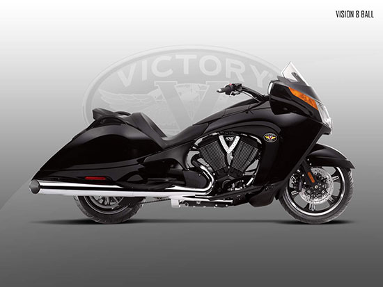 2010 Victory Vision 8-Ball